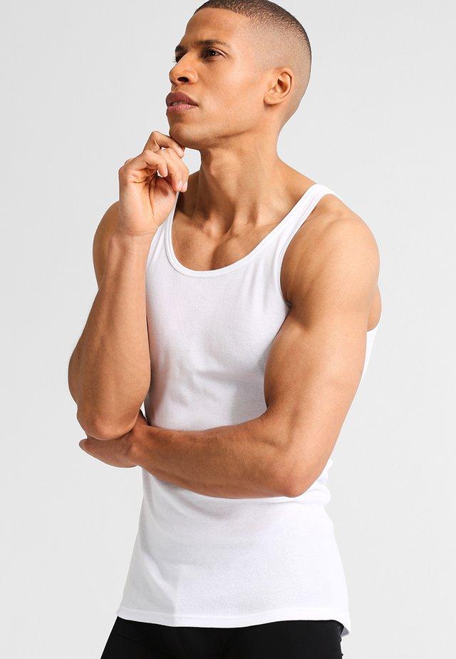 Unterhemd/-shirt - weiß