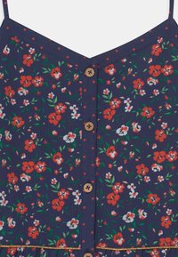 Kaporal - FLORAL CROPPED - Top - navy - 2