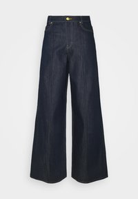 Victoria Victoria Beckham - EXAGERATED WIDE LEG - Jeansy Dzwony - blue denim - 5