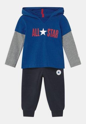 ALLSTAR HOODIE SET UNISEX - Survêtement - converse blue