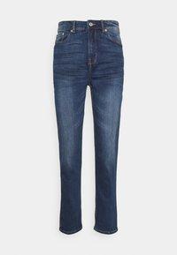 DAD - Zúžené džíny - middle blue denim