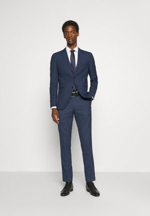 SLHSLIM MAZELOGAN  - Suit - dark blue