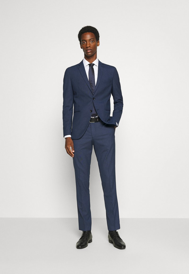 Selected Homme - SLHSLIM MAZELOGAN  - Costume - dark blue