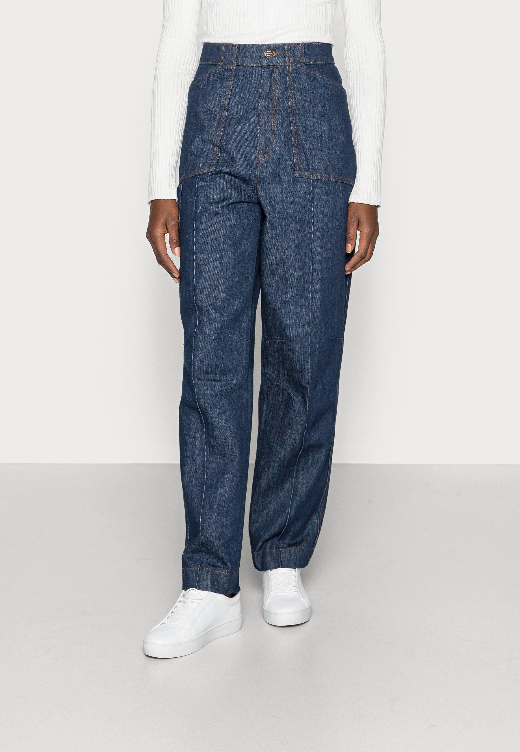 Women RETRO PRIME - Straight leg jeans