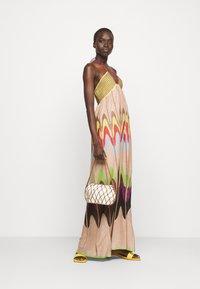M Missoni - ABITO LUNGOSENZA MANICHE - Jumper dress - multicoloured - 1
