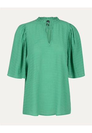 STRUCTURE  - Blouse - green