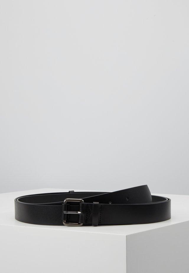 KARL X CARINE DOUBLE WRAP BELT - Pásek - black