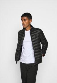 KARL LAGERFELD - JACKET - Light jacket - black - 3
