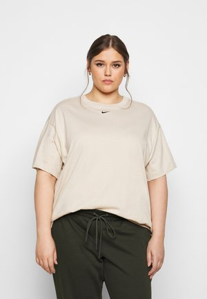 T-Shirt basic - oatmeal