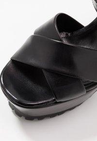 The Kooples - Sandalen met hoge hak - black - 2