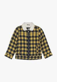 Friboo - Zimní bunda - mineral yellow/black iris - 0