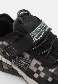 Skechers - MEGA-CRAFT - Trainers - black/olive/taupe - 5