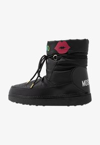 Love Moschino - KUSS - Winter boots - black - 1