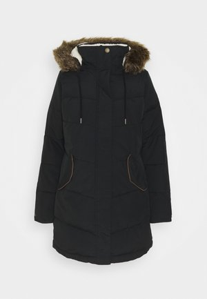 ELLIE - Winter coat - true black