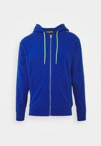 BRANDON - Pyjama top - blue