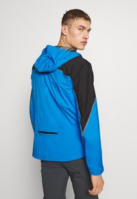 The North Face - M FLIGHT FUTURELIGHT JACKET - Veste Hardshell - clear lake blue