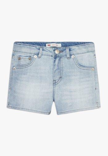 SHORTY  - Denim shorts - wallie