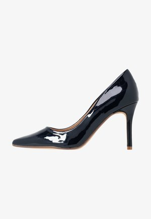 DELE POINT COURT - High heels - navy