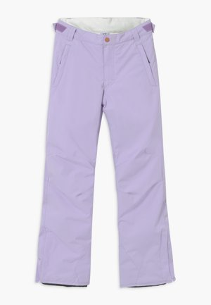 SUNLEAF GIRLS - Snow pants - lavender