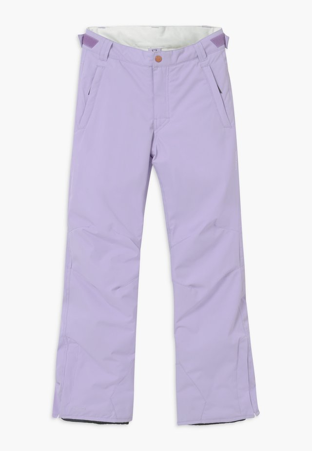SUNLEAF GIRLS - Pantaloni da neve - lavender
