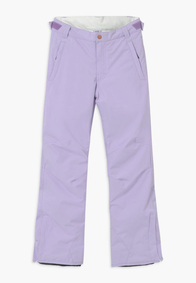 Brunotti - SUNLEAF GIRLS - Snow pants - lavender