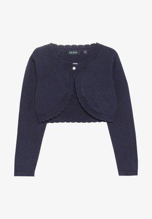 BOLERO - Kardigan - nachtblau
