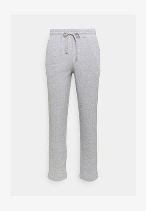 PANT LARRY - Pantalon de survêtement - light grey melange