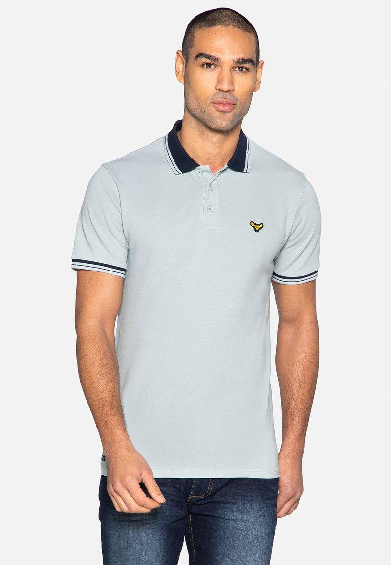 Threadbare - DECKER - Polo shirt - purist blue