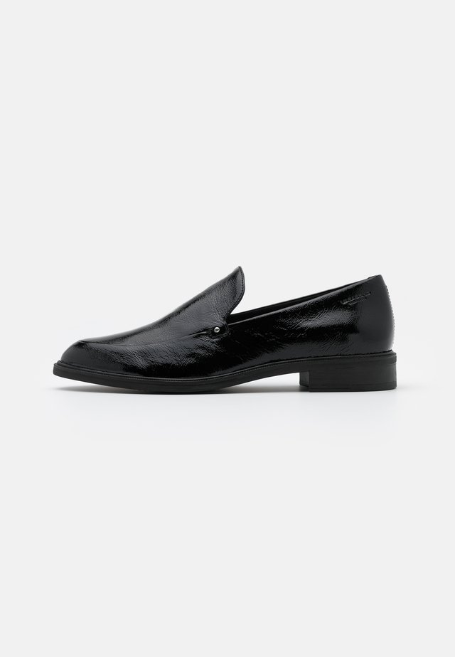 FRANCES - Mocassins - black