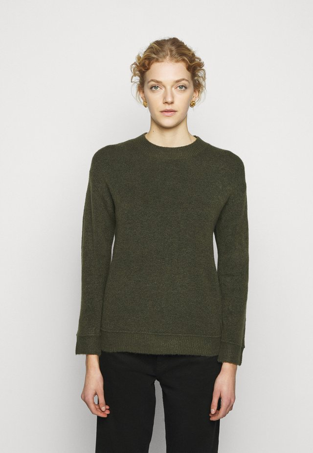 HOLLY JOHANNE  - Strickpullover - crocodille