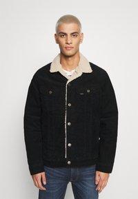 Lee - SHERPA  - Light jacket - black - 0