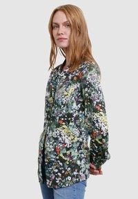 Laura Kent - Button-down blouse - schwarz - 1