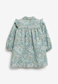 Next - Shirt dress - blue - 2
