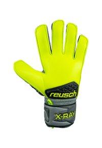 Reusch - Gloves - grauschwarzgelb - 1