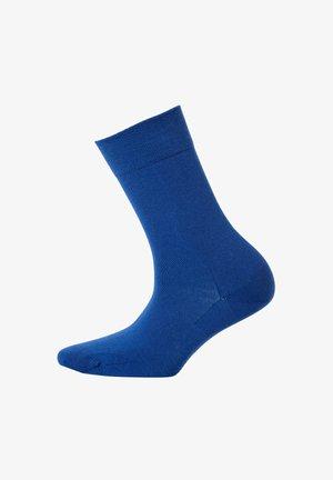 1 PAAR - Socks - royal blau