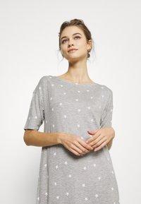 Marks & Spencer London - STAR  - Camicia da notte - grey mix - 3