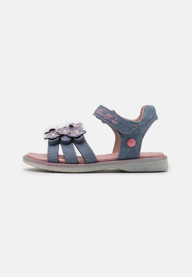 Sandalen - flieder