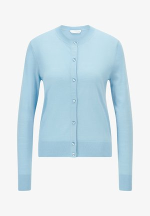 FRAIDA - Cardigan - light blue