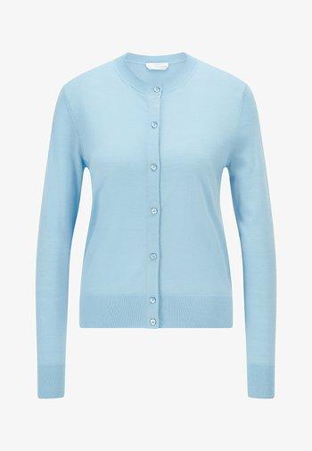 FRAIDA - Cardigan - light blue