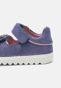Superfit - Sandals - blau/rosa - 4
