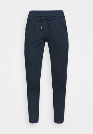 PANT CANDICE - Tracksuit bottoms - peacoat blue