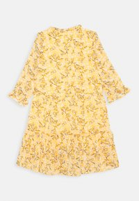 Name it - NKFKIMMIE MIDI 3/4 DRESS - Day dress - spicy mustard - 1