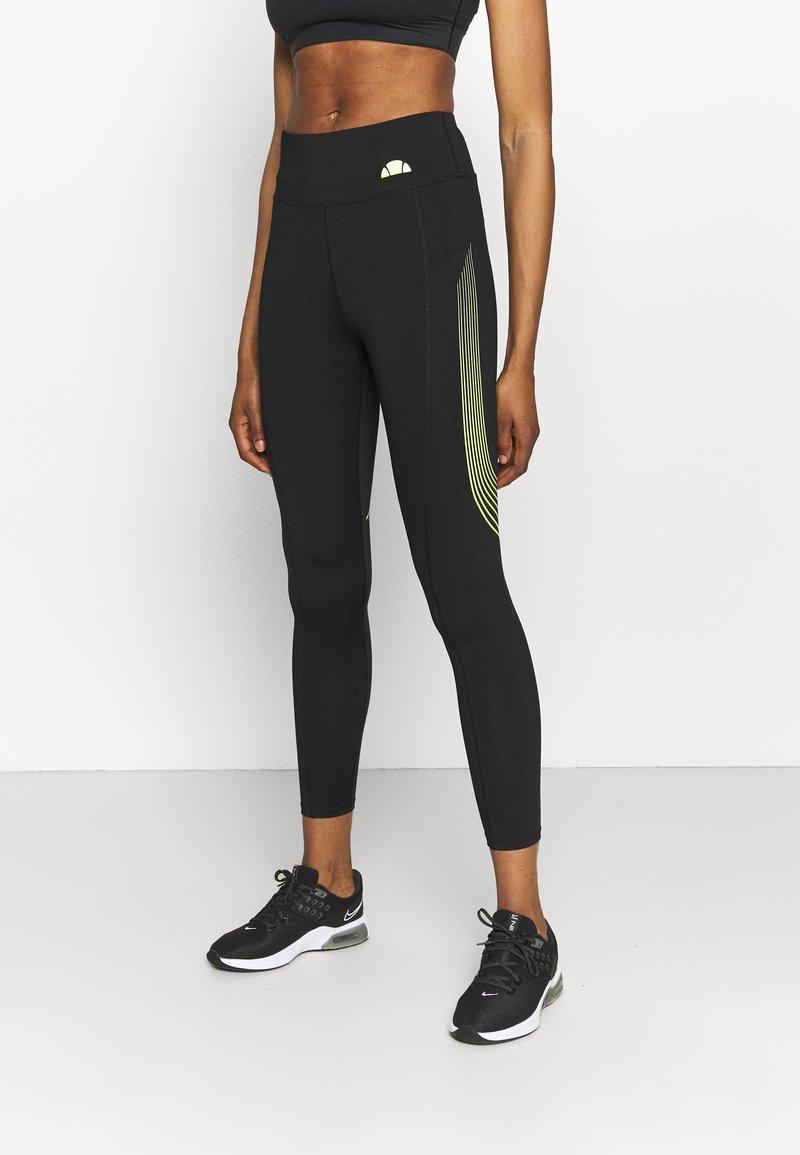 Ellesse - BERIDAT LEGGING - Leggings - black