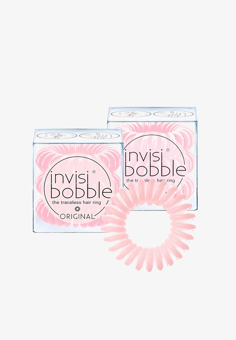 Invisibobble - ORIGINAL HAARGUMMI 2 PACK  - Hair styling accessory - blush hour