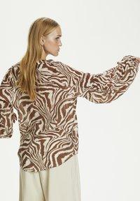 Karen by Simonsen - GAMEN - Blouse - safari zebra - 2