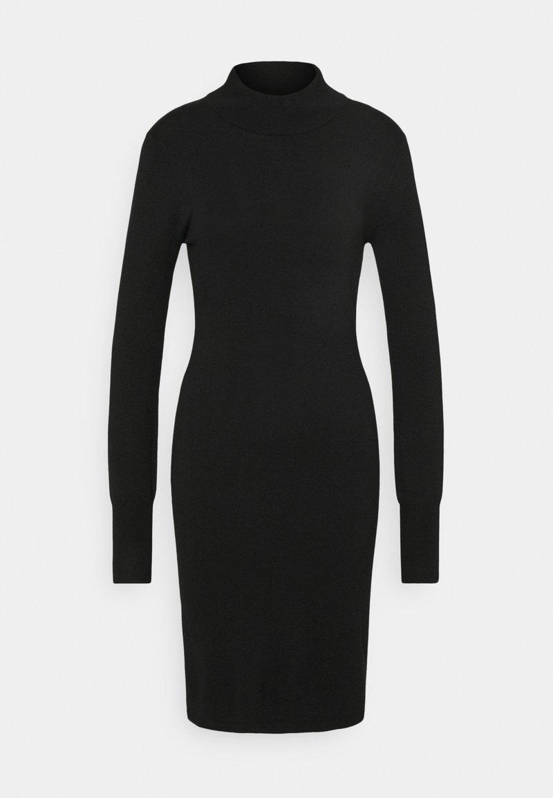 Kaffe - EVA ASTRID DRESS - Robe pull - black deep