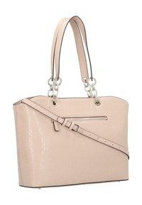 Guess - CHIC SHINE - Handbag - blush - 2