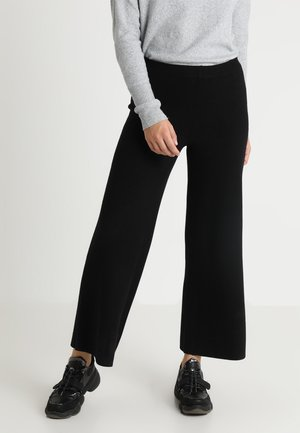 ONLNEW DALLAS PANTS  - Pantalones - black