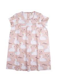 Walkiddy - Jersey dress - princess swans - 2