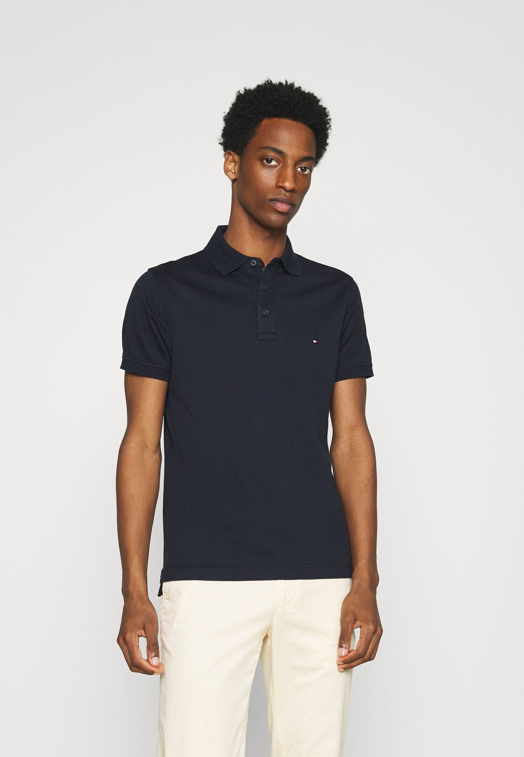Men SOPHISTICATED STRUCT - Polo shirt